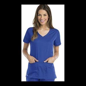 Grey's Anatomy Active scrub top